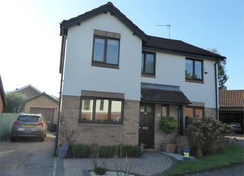 Thumbnail 4 bed detached house for sale in Mount Way, Chepstow