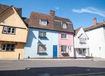 Thumbnail 2 bed terraced house for sale in Bridge Street, Saffron Walden