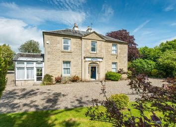 Thumbnail 5 bed detached house for sale in Glendevon House, Old Gallows Road, Perth