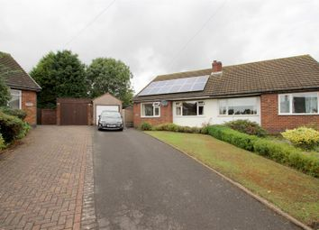 Thumbnail 2 bed semi-detached bungalow for sale in Orion Crescent, Potters Green, Coventry
