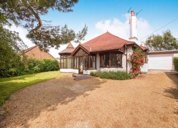 Thumbnail 4 bed bungalow for sale in Marsh Road, Thornton, Lancashire