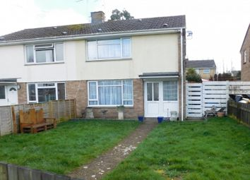 Thumbnail 2 bed semi-detached house for sale in Patchins Road, Turlin Moor, Poole, Dorset