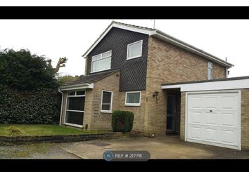 Thumbnail 3 bed detached house to rent in Silver Drive, Camberley