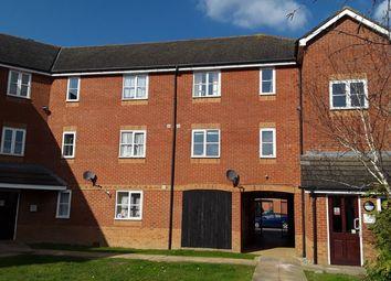 Thumbnail 2 bed flat for sale in Riverbank Way, Ashford, Kent