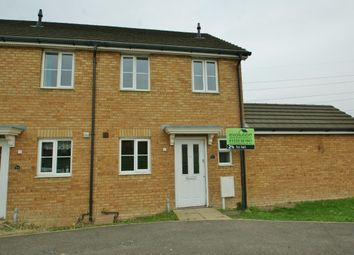 Thumbnail 2 bed terraced house to rent in Samuel Drive, Kemsley, Sittingbourne