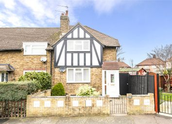 Thumbnail 2 bed end terrace house for sale in The Vista, Eltham, London