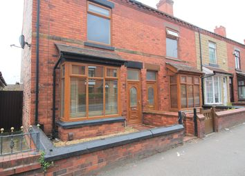 Thumbnail 2 bed end terrace house to rent in Tyldesley Road, Atherton, Manchester
