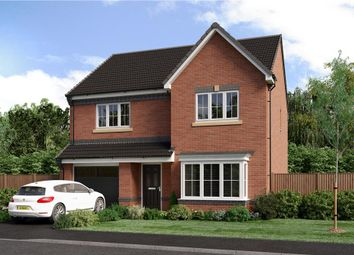 "Thumbnail 4 bedroom detached house for sale in ""Chadwick"" at Joe Lane, Catterall, Preston"