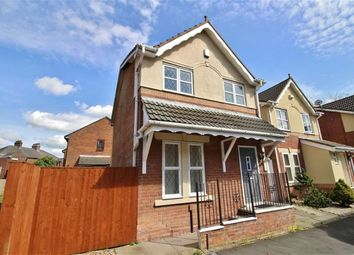Thumbnail 3 bedroom detached house for sale in Gaskell Road, Penwortham, Preston