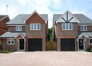 Thumbnail 4 bedroom detached house for sale in New Road, Ascot, Berkshire
