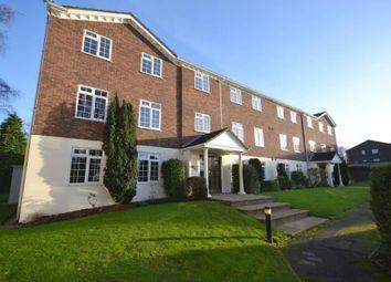 Thumbnail 1 bed property to rent in Hillcrest Court, Weybridge, Surrey