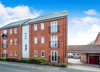 Thumbnail 2 bed flat to rent in Teal Drive, Costessey, Norwich