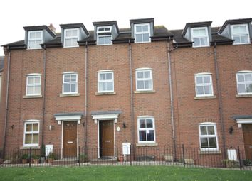 Thumbnail 4 bed terraced house to rent in Thacker Drive, Lichfield