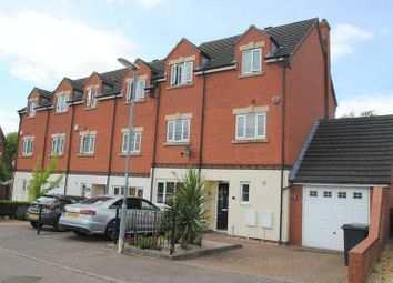 Thumbnail 4 bedroom end terrace house for sale in Lime Street, Rushden
