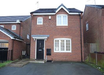 Thumbnail 3 bed detached house to rent in James Holt Avenue, Kirkby, Liverpool