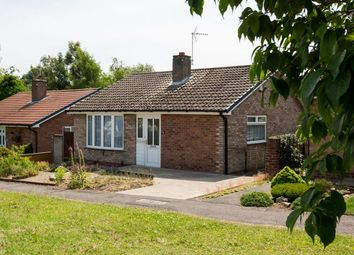 Thumbnail 2 bedroom bungalow for sale in Staithes Close, Acomb, York