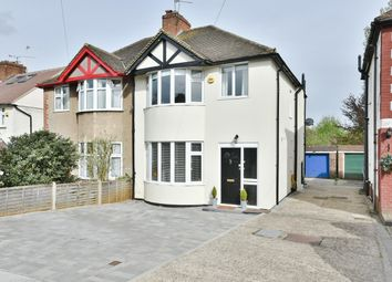 Thumbnail 4 bed semi-detached house to rent in Auckland Road, Potters Bar