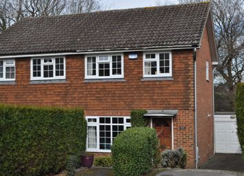 Thumbnail 3 bed semi-detached house to rent in Impala, Tunbridge Wells