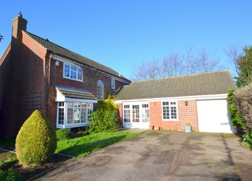 Thumbnail 4 bed detached house for sale in Bramley Drive, Offord Darcy, St Neots, Cambridgeshire