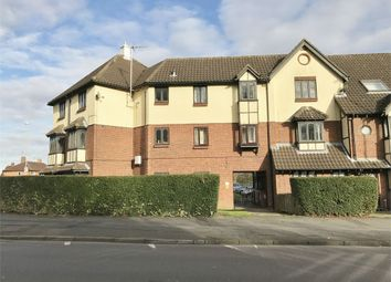 Thumbnail 2 bed flat for sale in Stephenson Way, Corby, Northamptonshire