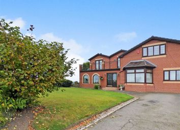 Thumbnail 4 bedroom detached house for sale in Knowlbank Road, Audley, Stoke-On-Trent