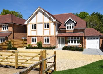 Thumbnail 5 bed property for sale in Reading Road, Eversley, Hampshire