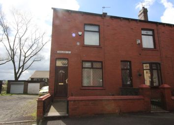 Thumbnail 3 bed end terrace house for sale in Zealand Street, Oldham