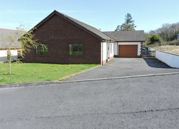 Thumbnail 4 bed detached bungalow for sale in Parc Derwen, Garnswllt, Ammanford