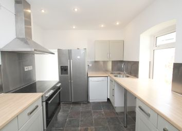 Thumbnail 5 bedroom semi-detached house for sale in St. Barnabas Terrace, Stoke, Plymouth