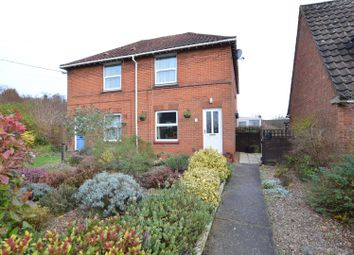 Thumbnail 3 bed semi-detached house for sale in Lime Tree Avenue, Costessey, Norwich