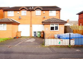 Thumbnail 3 bedroom semi-detached house for sale in Chapel Street, Walsall