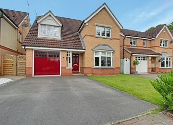Thumbnail 4 bed detached house for sale in St. Marys Close, Hessle