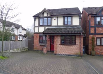 Thumbnail 3 bed detached house to rent in Turnberry Close, Shipley View, Derbyshire