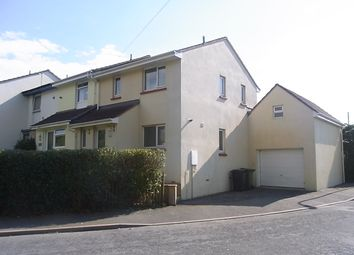 Thumbnail 3 bedroom semi-detached house to rent in Broadlands, Bideford