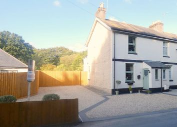 Thumbnail 3 bed end terrace house for sale in Broadway Road, Kingsteignton, Newton Abbot