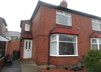 Thumbnail 2 bedroom semi-detached house for sale in Grasmere Road, Wallsend