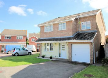 Thumbnail 4 bed detached house for sale in Somerset Close, Kingswood, Wotton-Under-Edge, Gloucestershire