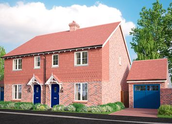 Thumbnail 3 bedroom semi-detached house for sale in Preston Manor Road, Tadworth
