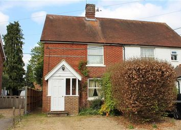 Thumbnail 2 bedroom semi-detached house for sale in Liphook Road, Lindford, Bordon