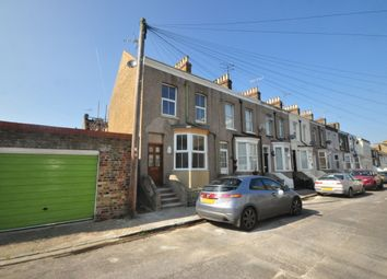 Thumbnail 3 bedroom end terrace house to rent in Cumberland Road, Ramsgate