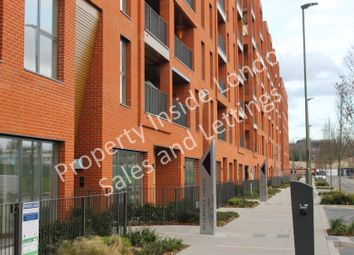 Thumbnail 3 bed flat for sale in Reverence House, Colindale Gardens, London