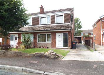 Thumbnail 3 bed semi-detached house for sale in Avonbridge, Fulwood, Preston, Lancashire