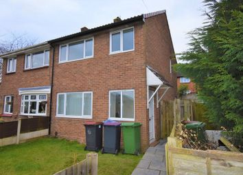 Thumbnail 3 bed semi-detached house to rent in Hills Lane Drive, Madeley, Telford