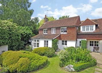 Thumbnail 4 bed detached house to rent in The Street, Puttenham, Guildford