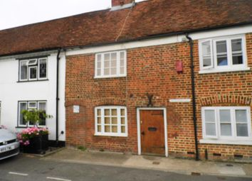 Thumbnail 2 bed terraced house to rent in Oldfield View, Bray Village, Berkshire