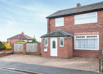 Thumbnail 3 bed semi-detached house for sale in Matterdale Close, Dewsbury