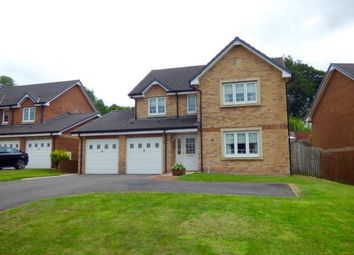 Thumbnail 4 bed detached house for sale in Summerpark Road, Dumfries, Dumfries And Galloway