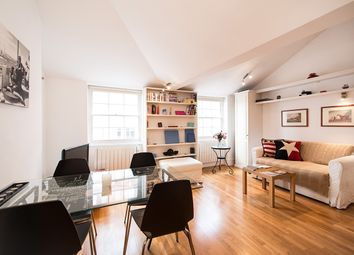 Thumbnail 1 bedroom flat to rent in Upper Montagu Street, Marylebone