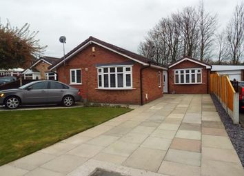 Thumbnail 3 bed bungalow for sale in Magnolia Drive, Beechwood, Runcorn, Cheshire