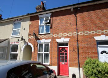 Thumbnail 2 bedroom end terrace house to rent in Parliament Road, Ipswich